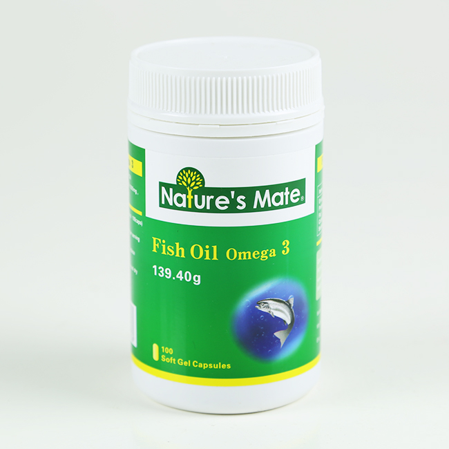 Natures mate nature s mate fish oil soft capsule 1000mg for Fish oil good or bad