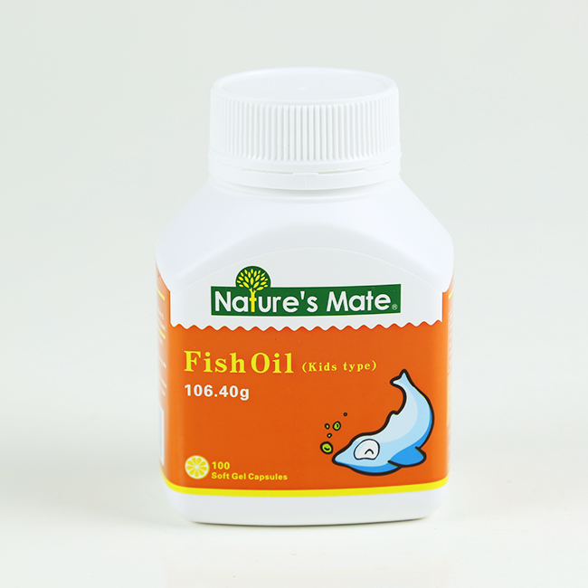 Natures mate nature s mate children fish oil soft for Fish oil good or bad